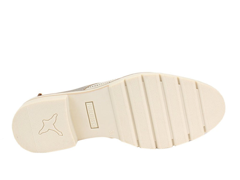 Pikolinos Women Shoes Sitges W7J-4846C1 Marfil Cream sole view