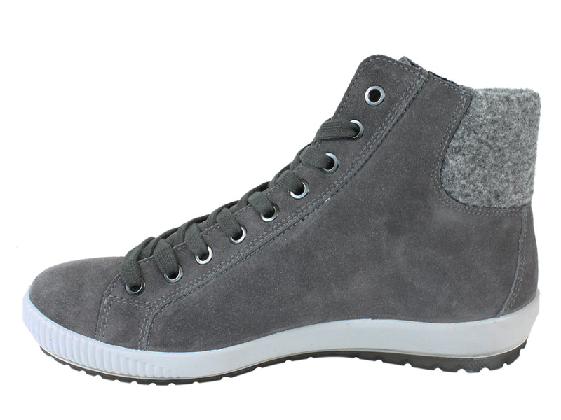 Legero Trainers Tanaro 09614 Fumo side view