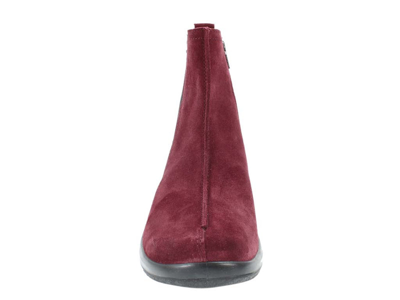 Legero Boots Soft 09571-49 Red front view