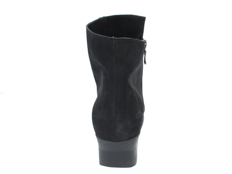 Arche Boots Abelem Black back view