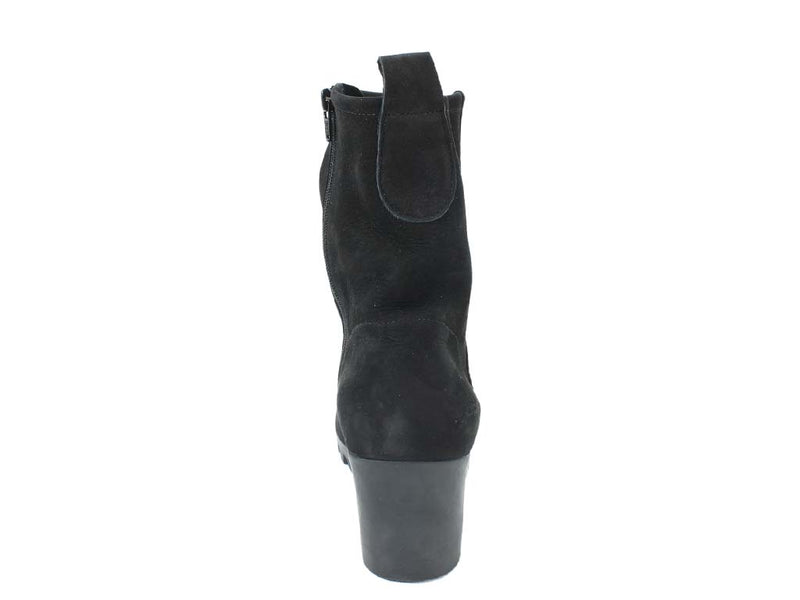 Arche Boots Larazo Noir Black back view