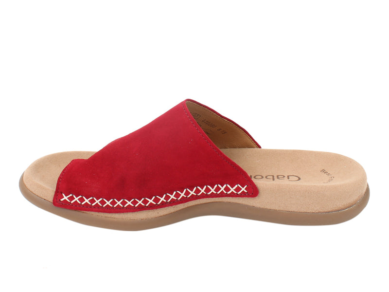 Gabor Sandals Lanzarote 63.700 Rubin side view