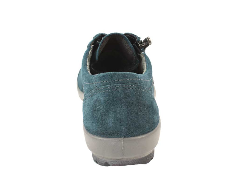 Legero Trainers Tanaro 00616-79 Petrol back view