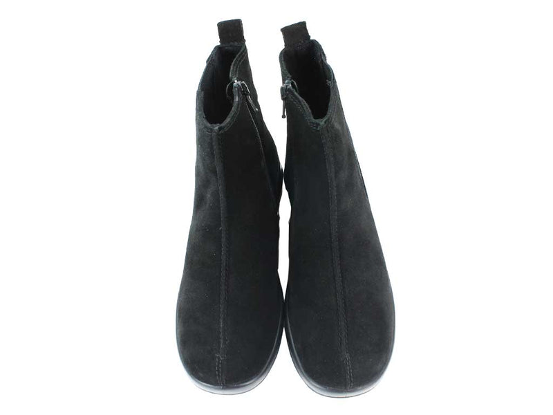 Legero Boots Soft 09571-00 Black upper view