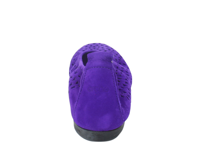 Arche Pumps Lilly Amety Purple back view