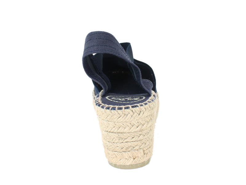 Toni Pons Sandals Ter Navy back view