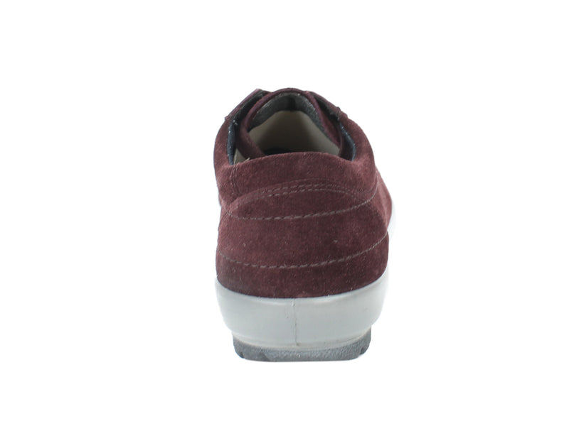 Legero Trainers Tanaro 00613 Amarone back view