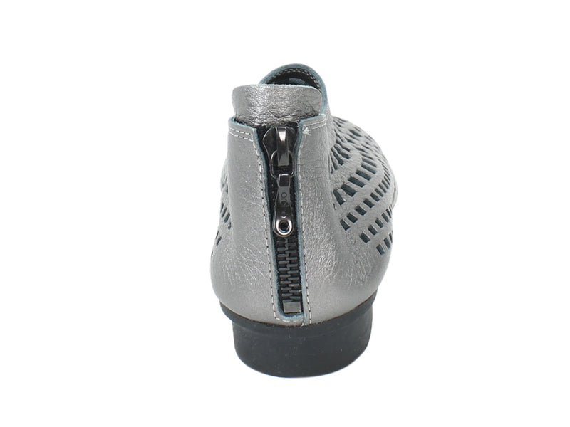 Arche Shoes Nirick Iron Grey back view