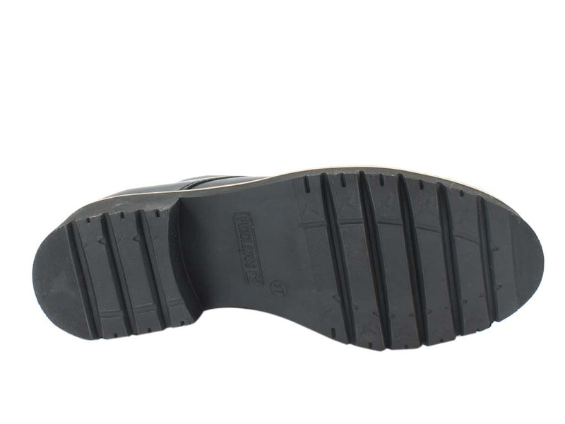 Pikolinos Shoes Vicar W0V-4900 Black sole view
