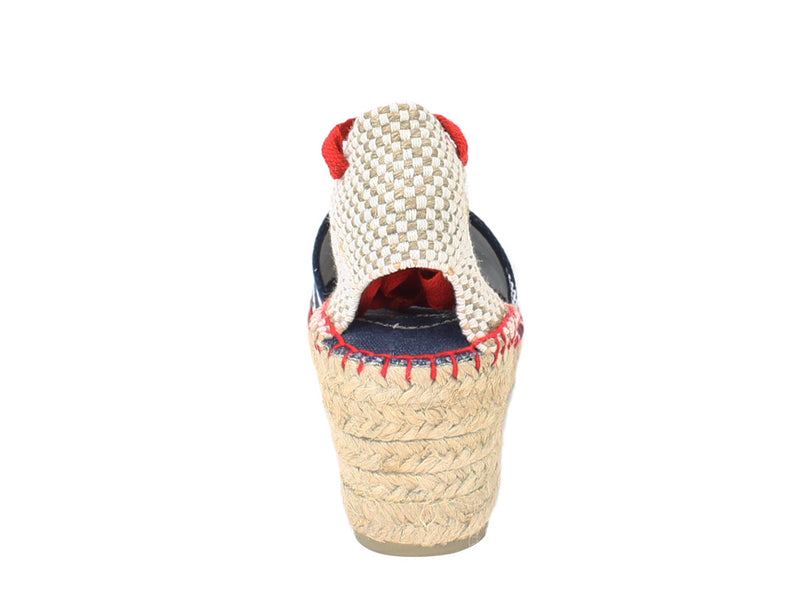 Toni Pons Sandals Viana Mariner back view