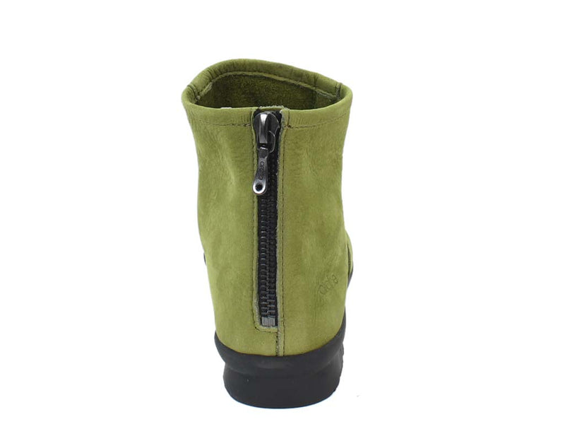 Arche Boots Baryky Oliba Green  back view