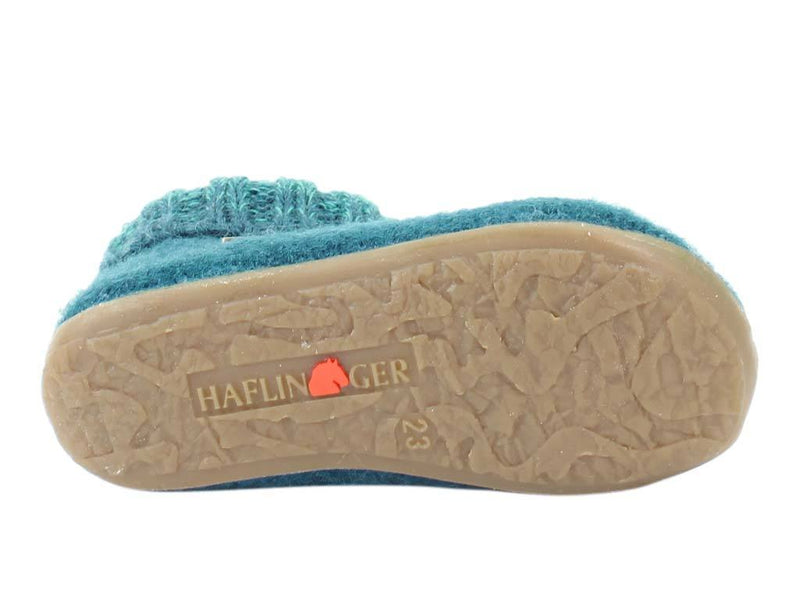 Haflinger Children's slippers Iris Turkish sole view