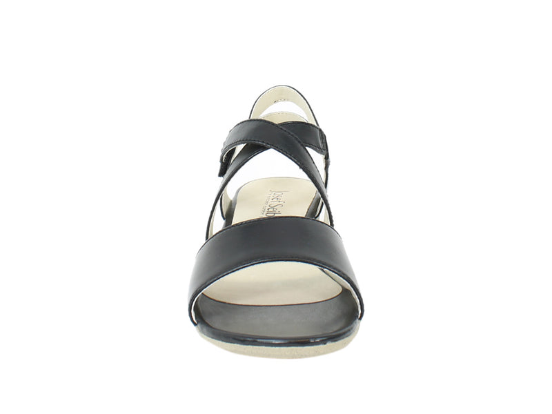Josef Seibel Women Sandals Fabia 17 Black front view
