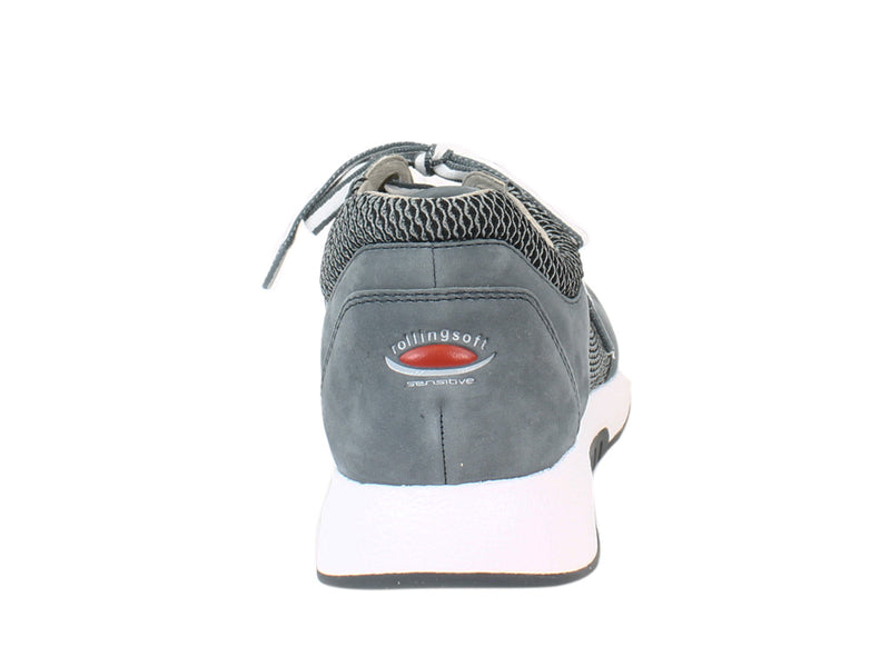 Gabor Trainers Mary 46.946 Grey-River back view