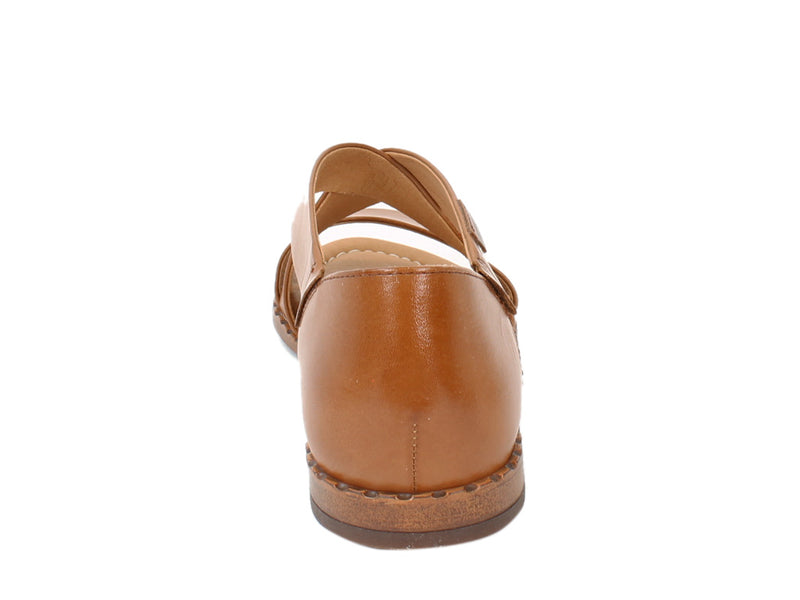 Pikolinos Women Sandals Algar W0X-0552 Brandy back view