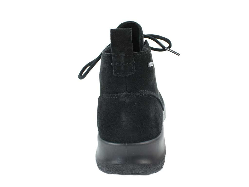 Legero Women Shoes Soft 09569-00 Black back view