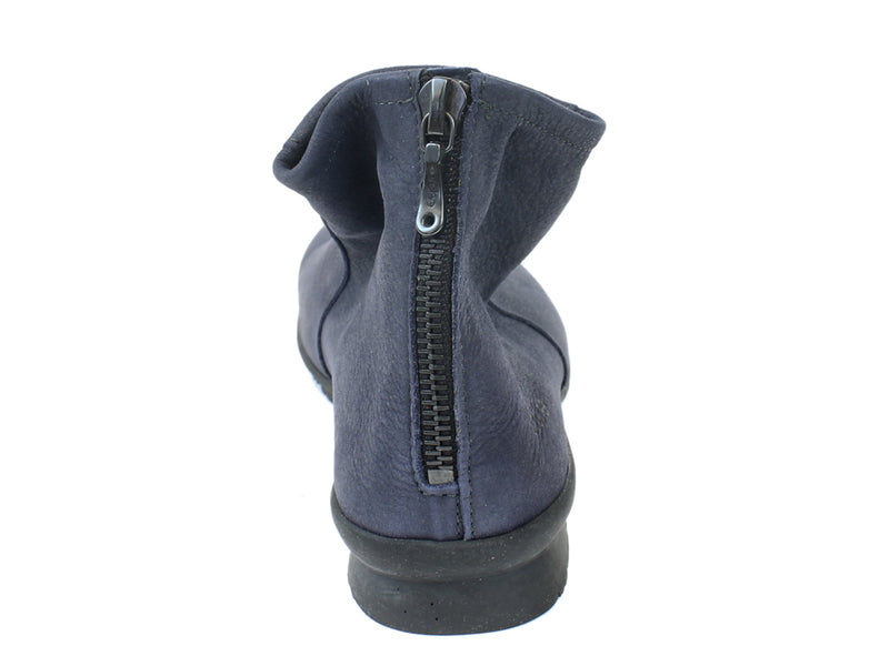 Arche Boots Baryky Grey-Blue back view