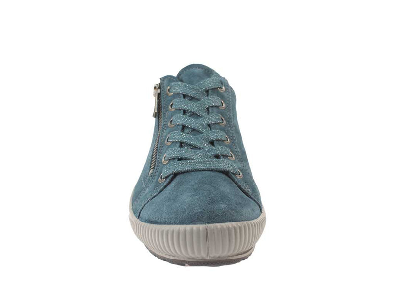 Legero Trainers Tanaro 00616-79 Petrol front view