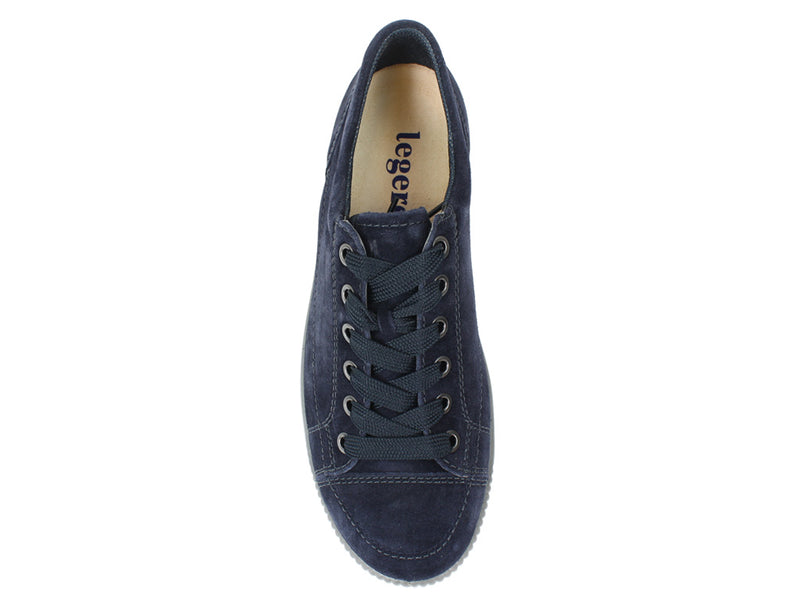 Legero Women Trainers Tanaro 820-80 Pacific Blue top view