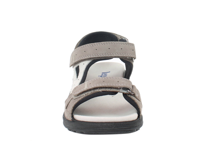 Legero Sandals Siris 732-24 Taupe front view