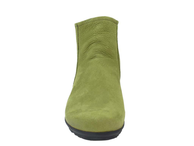 Arche Boots Baryky Oliba Green  front view