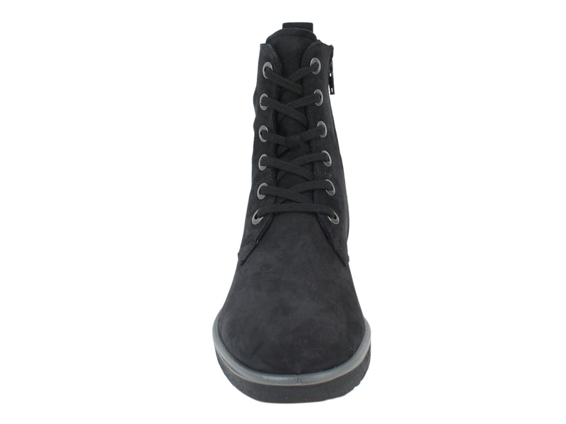 Legero Boots Soana 000685 Black front view