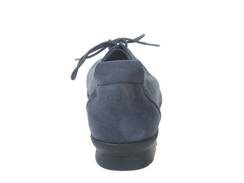 Arche Shoes Baryza Grey-blue back view