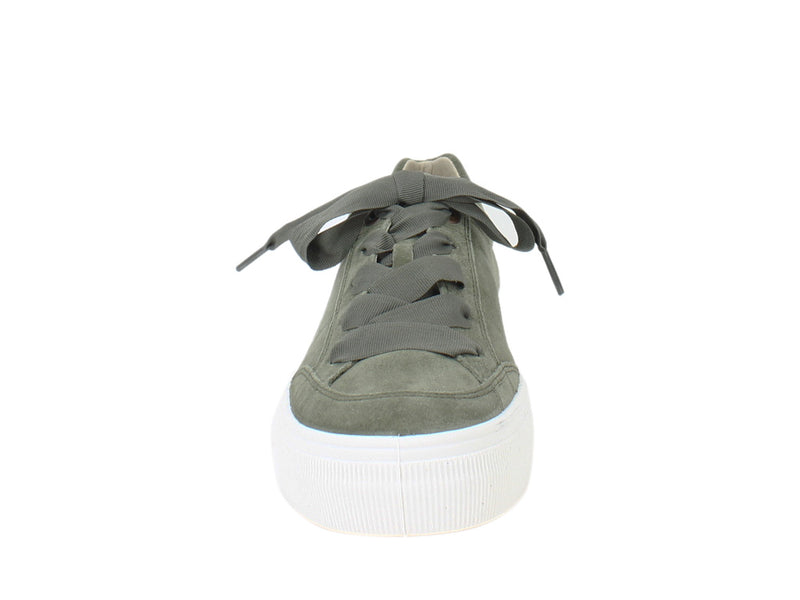Legero Trainers Lima 910-72 Olive front view
