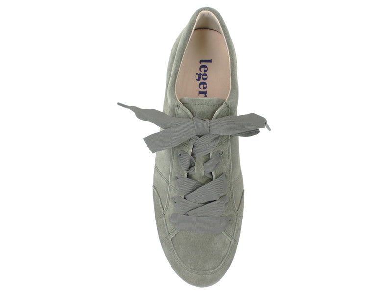Legero Trainers Lima 910-72 Olive top view