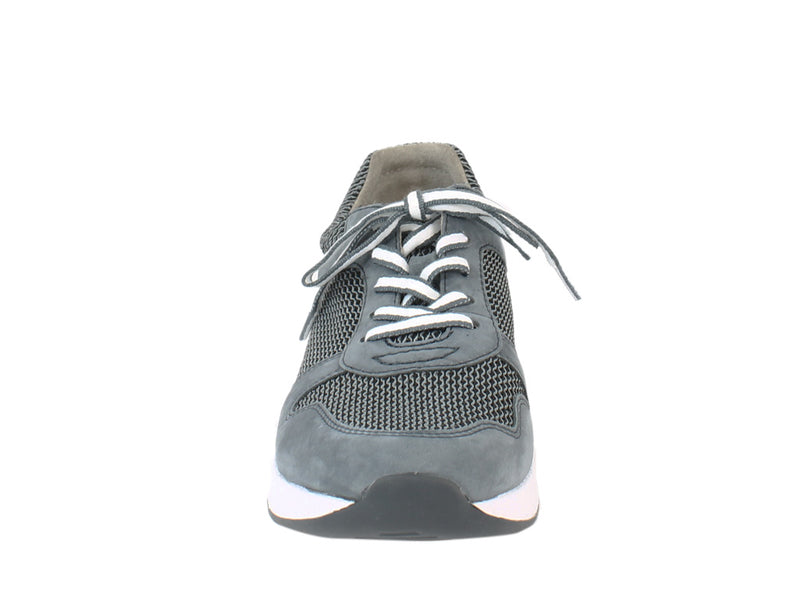 Gabor Trainers Mary 46.946 Grey-River front view