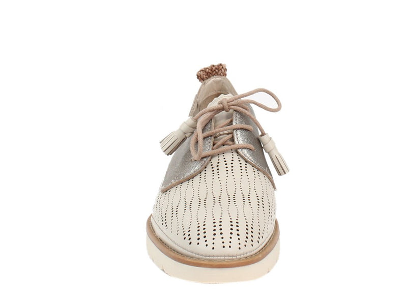 Pikolinos Women Shoes Sitges W7J-4846C1 Marfil Cream front view