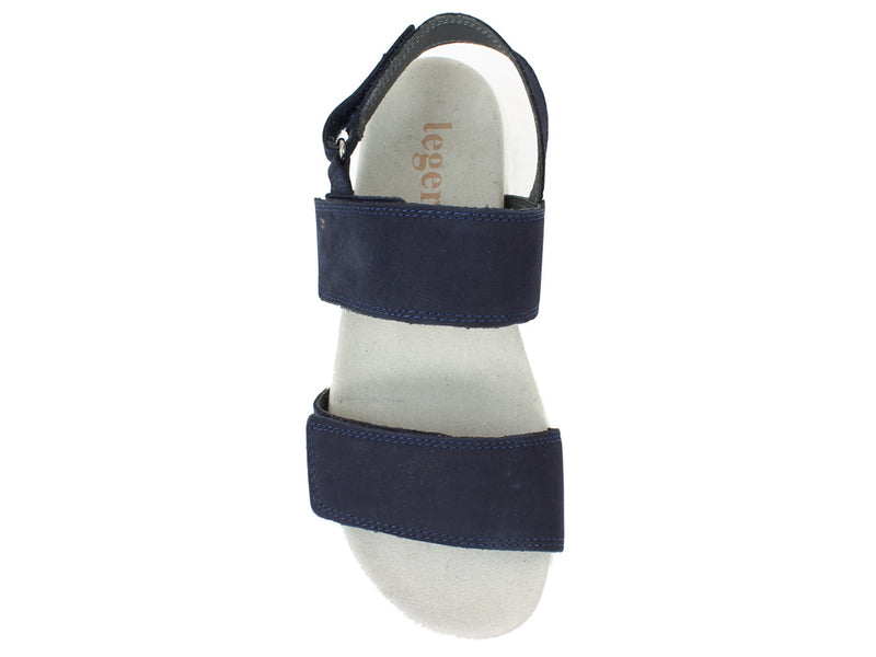 Legero Sandals Women Savona 708-82 True Blue top view