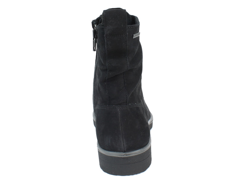 Legero Boots Soana 000685 Black back view