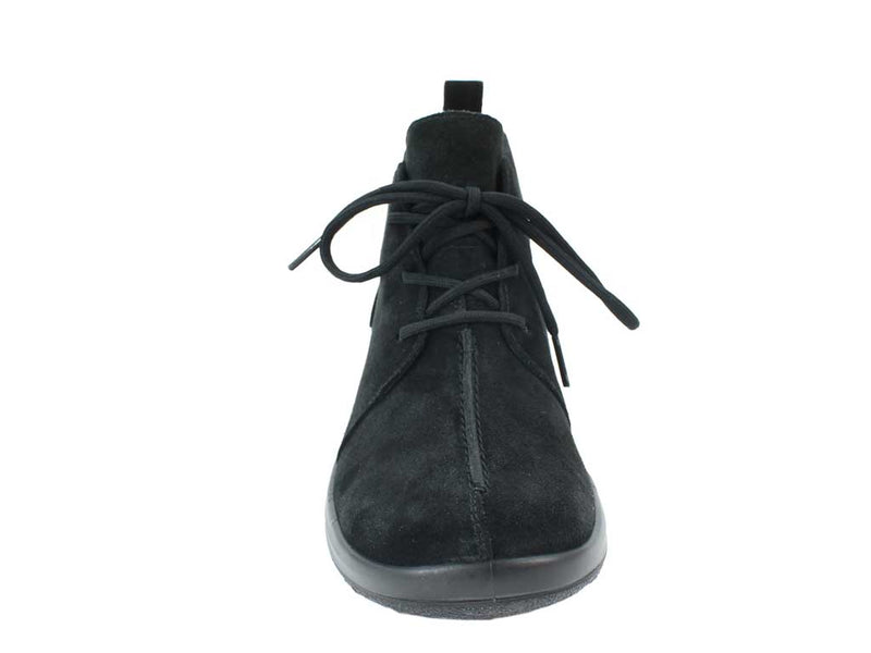 Legero Women Shoes Soft 09569-00 Black front view