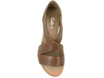 Gabor Sandals Sweetly 62.761 Peanut top view