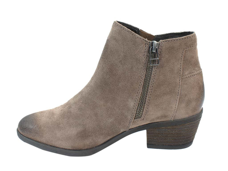 Josef Seibel Boots Daphne 09 Taupe in side view