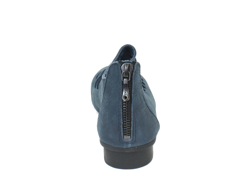 Arche Women Shoes Niarna Navy back view