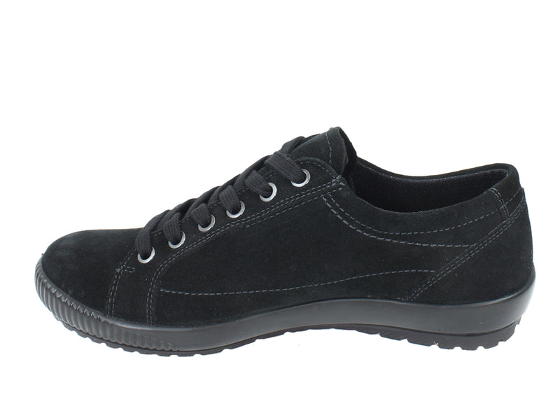 Legero Trainers Tanaro 00616 Black zip side view