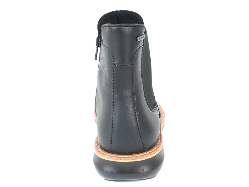 Legero Boots Harmony 000484 Black Leather back view