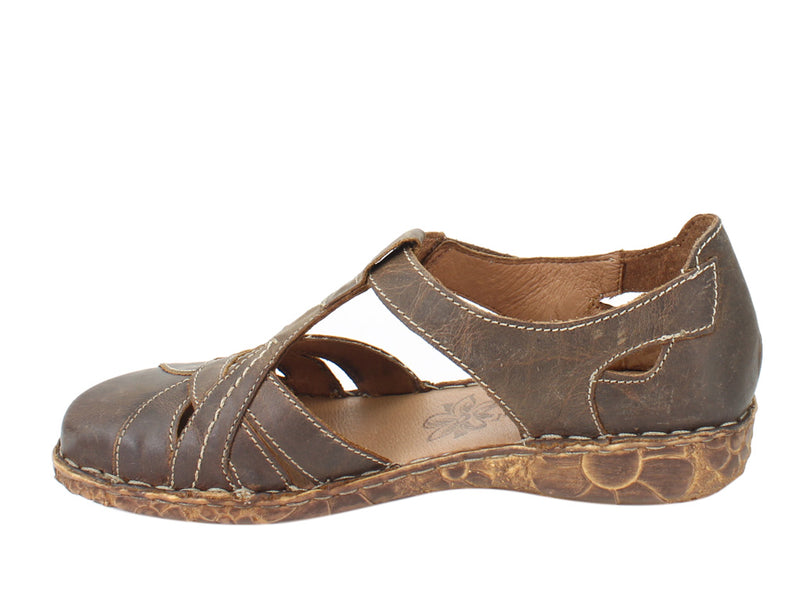 Josef Seibel Women Sandals Rosalie 29 Brandy side view
