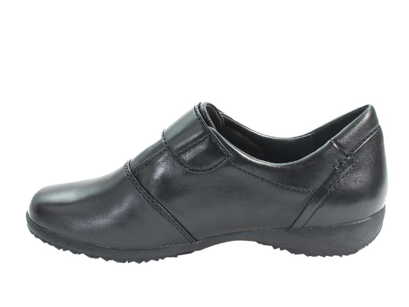 Josef Seibel Shoes Naly 21 Black in side view