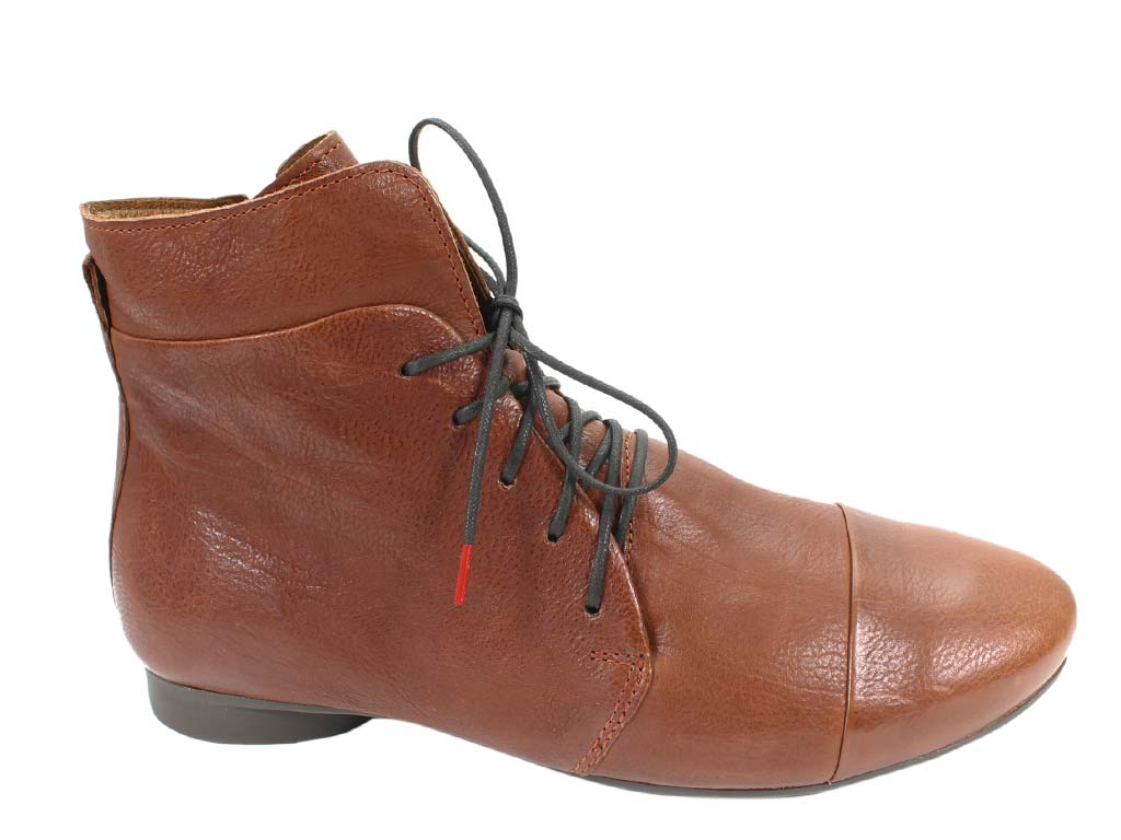 Think Boots Guad 85279-55 Cognac side view
