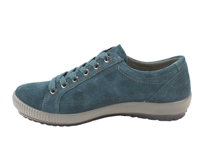 Legero Trainers Tanaro 00616-79 Petrol in side view