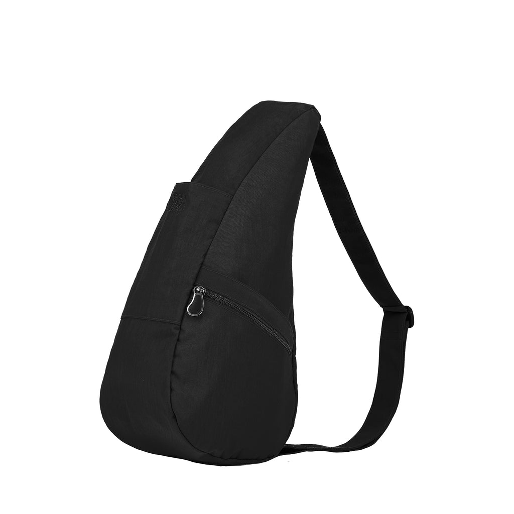 Healthy Back Bag Textured Nylon- Black Small