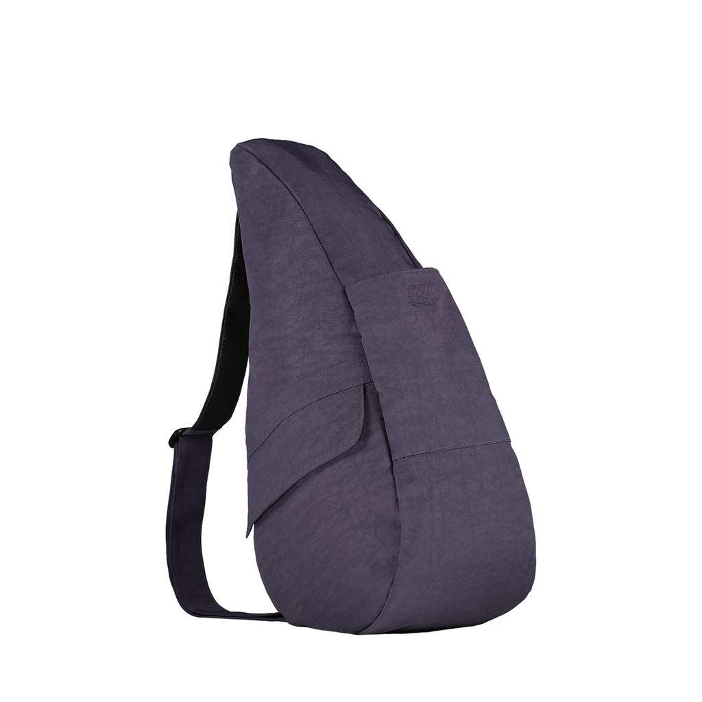 Healthy Back Bag Textured Nylon - Plum Small