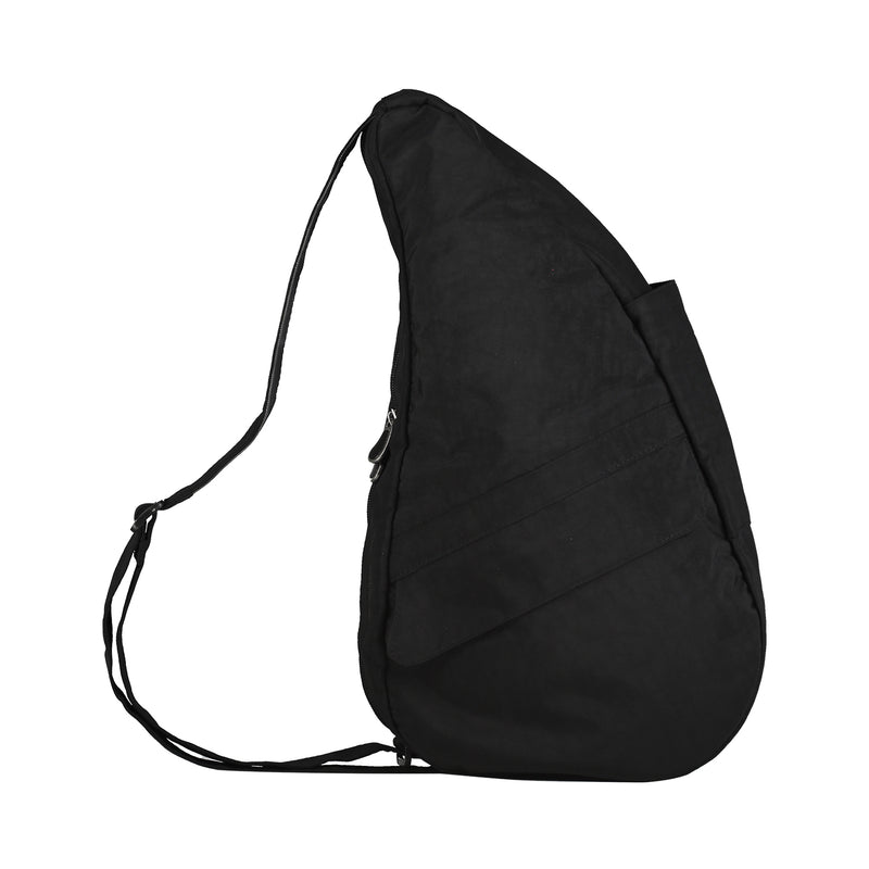 Healthy Back Bag Textured Nylon Black - Medium right side