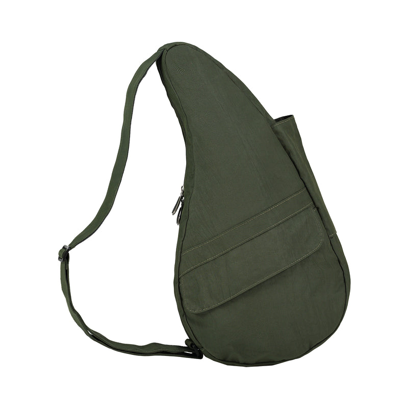 Healthy Back Bag Textured Nylon Forest - Medium right side