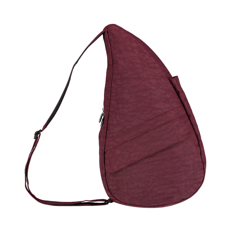 Healthy Back Bag Textured Nylon Fig - Medium right side