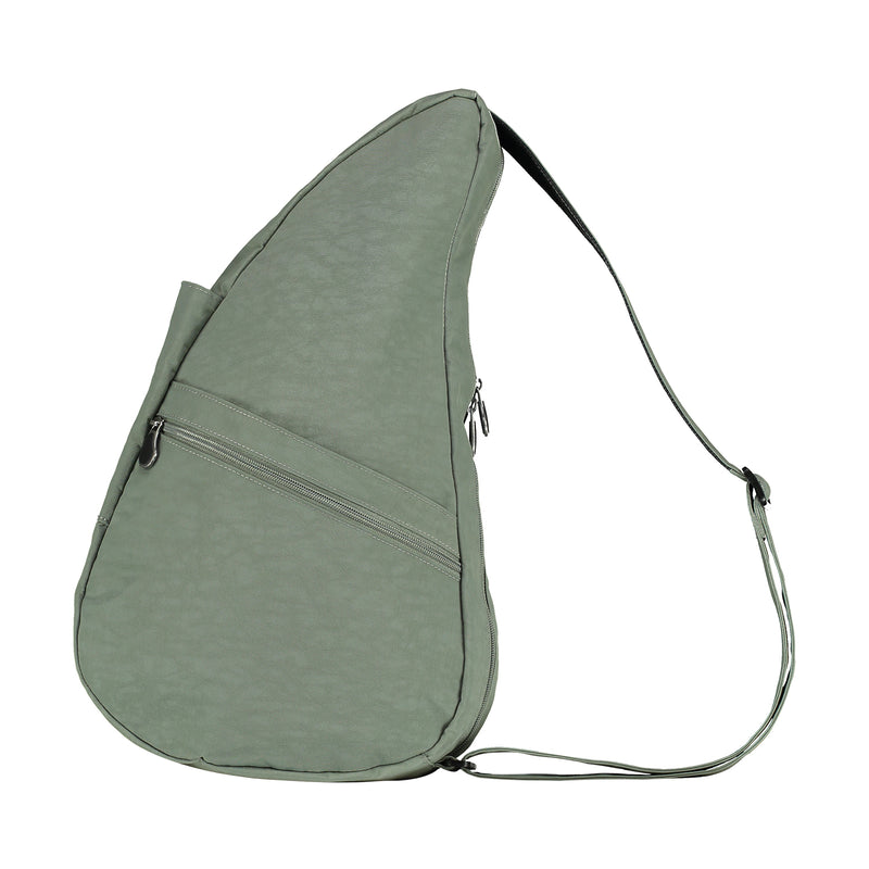 Healthy Back Bag Textured Nylon Sage - Medium left side