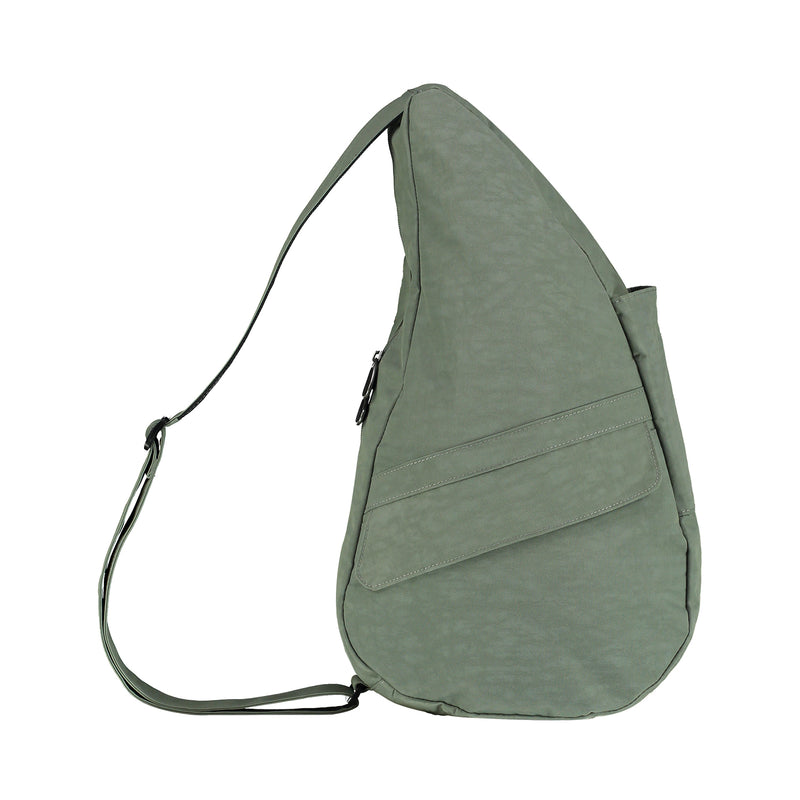 Healthy Back Bag Textured Nylon Sage - Medium right side